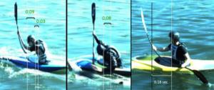 Accuracy of Photofinish camera in slalom