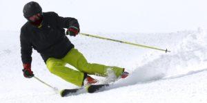 ski race cloudtimer