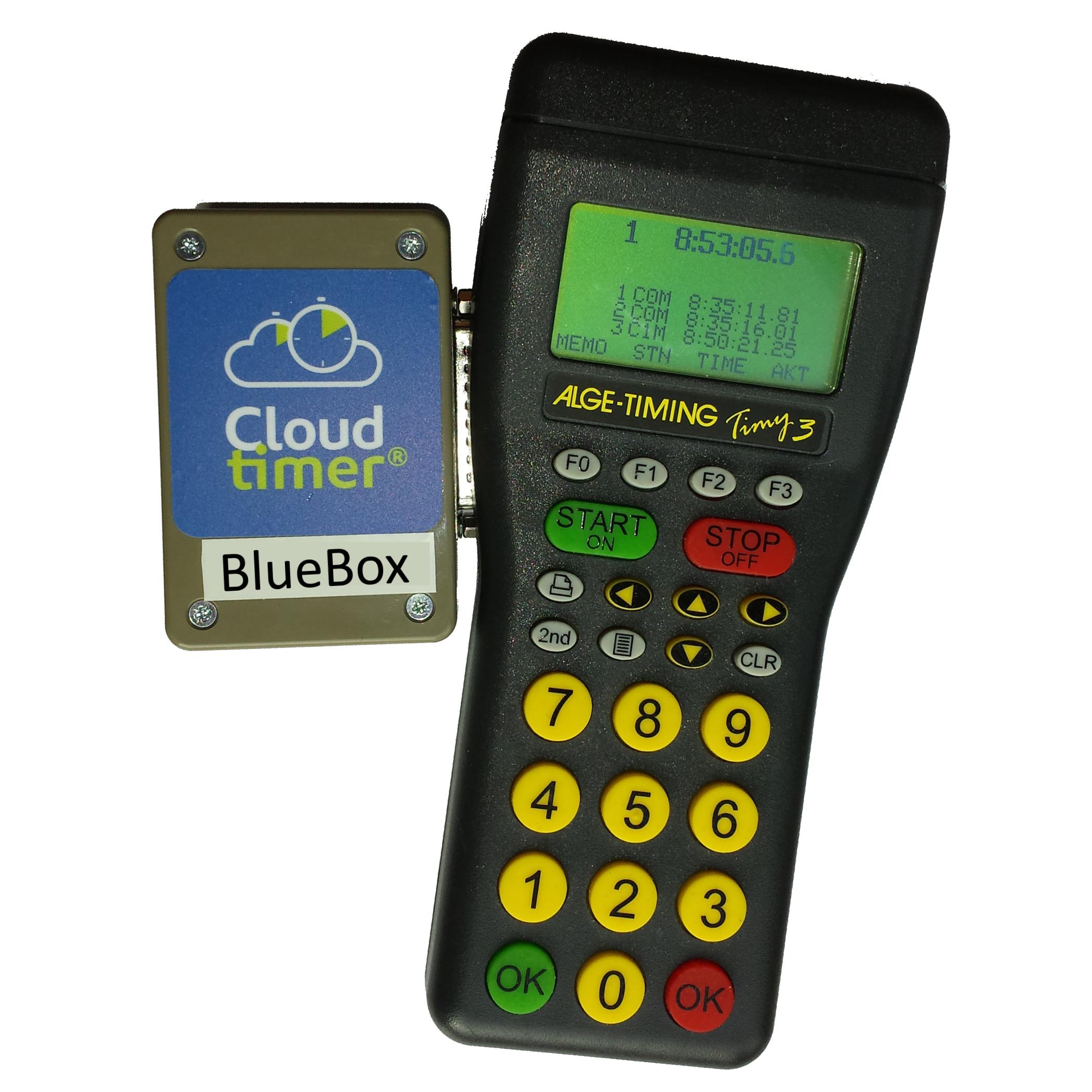 CloudTimer BlueBox