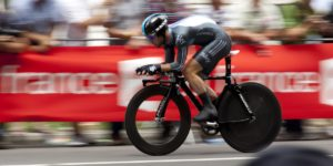 Time trial cycling race with CloudTimer