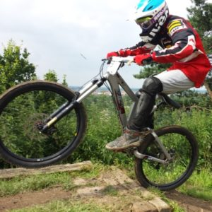 Timing MTB races: Downhill event
