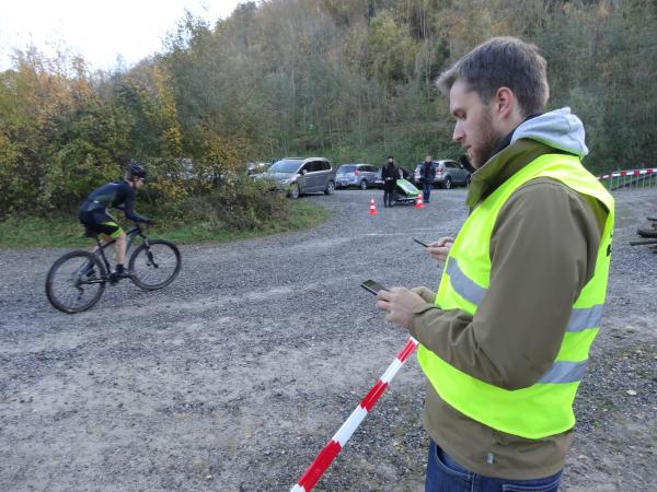 organising a triathlon using CloudTimer start bike