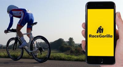 RaceGorilla manual sports timing app