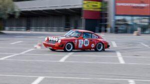 Autocross autoslalom timing with RaceGorilla